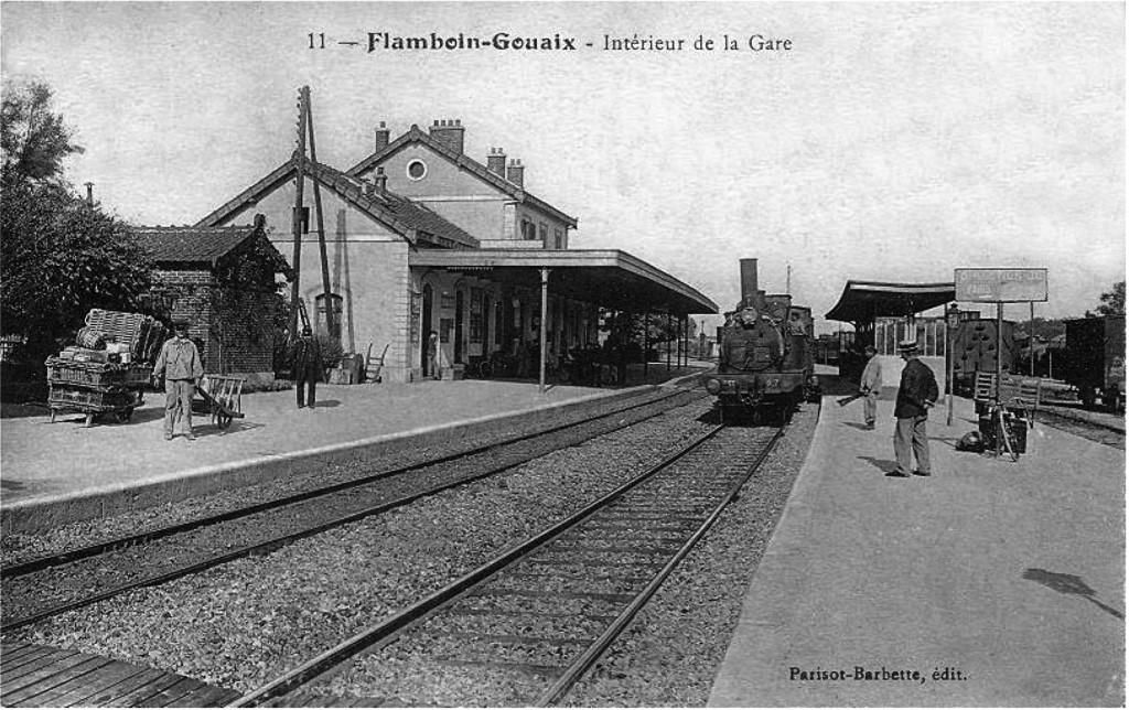 Gare-Flamboin-Gouaix-CPancienne
