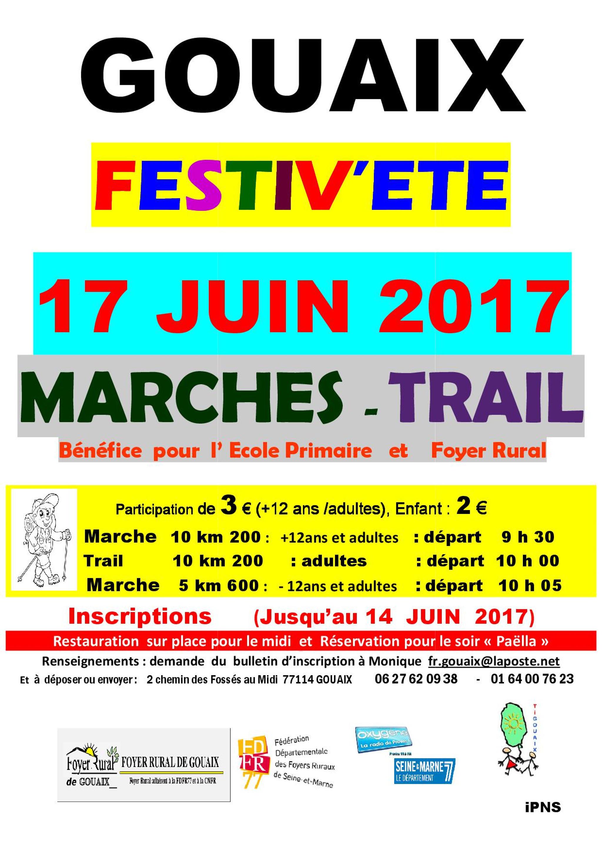 La marche de Festiv'été
